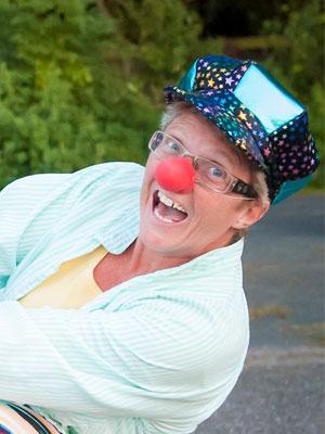 Clown Astrid