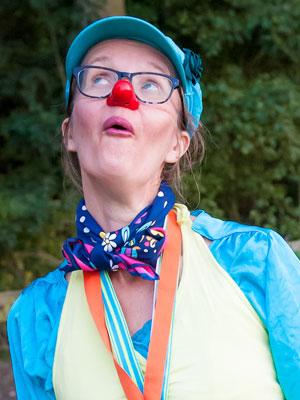 Clown Katrien