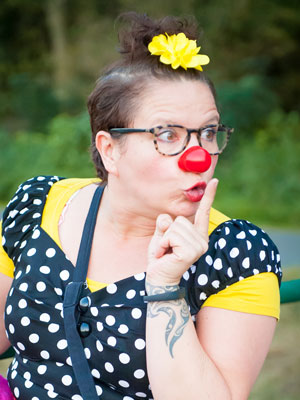 Clown Knuffie